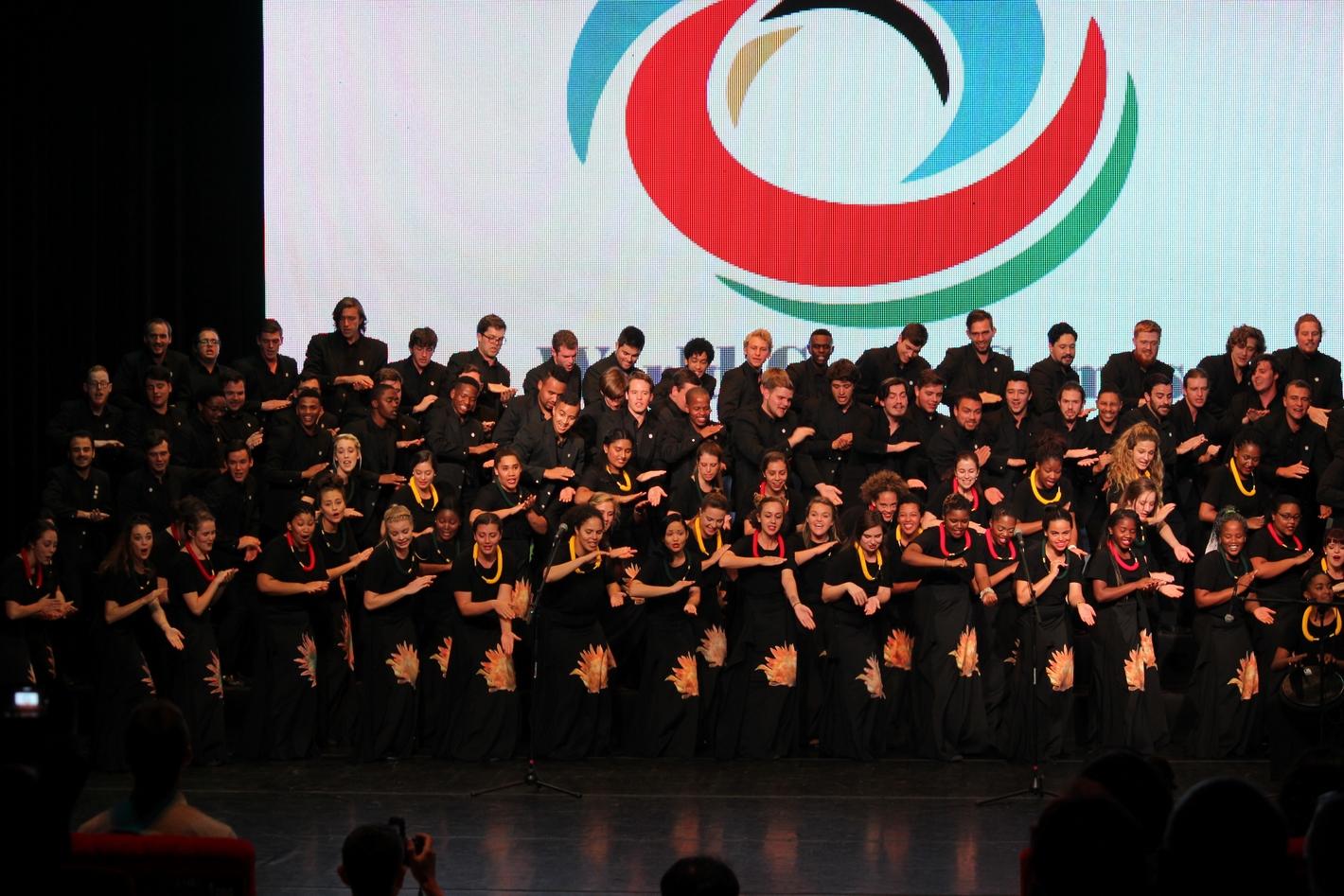 Stellenbosch University Choir | Photo: INTERKULTUR
