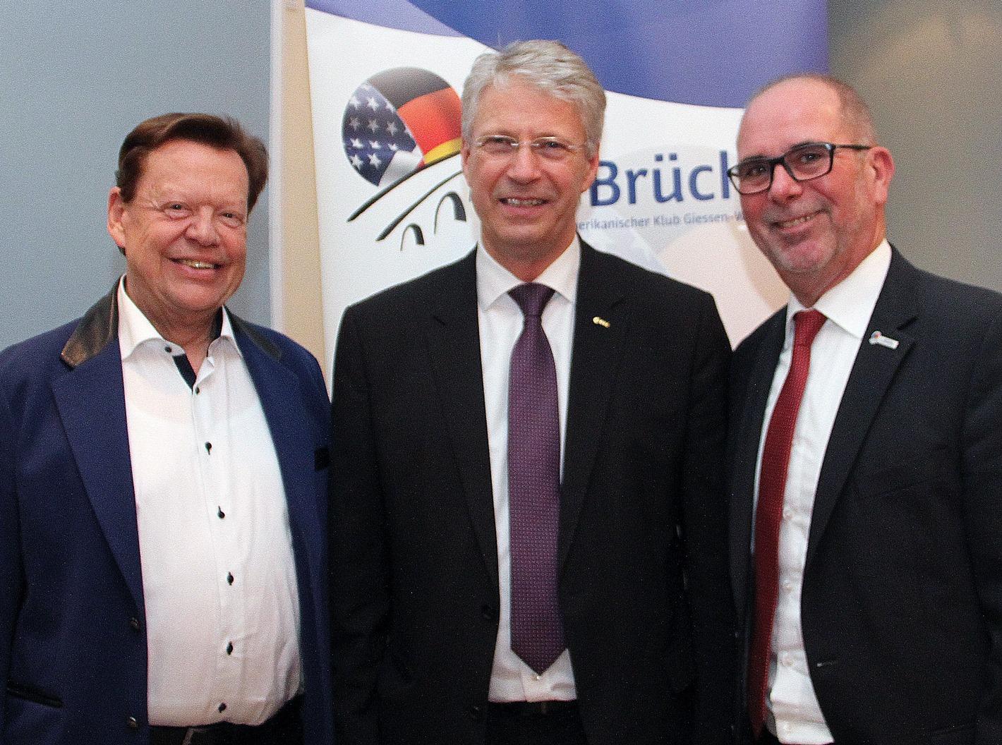Günter Titsch, Thomas Reiter, Roger Schmidt