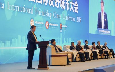 International Friendship Cities Conference 2018