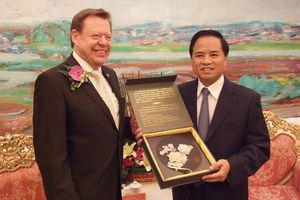 Honorary Citizen of Xiamen
