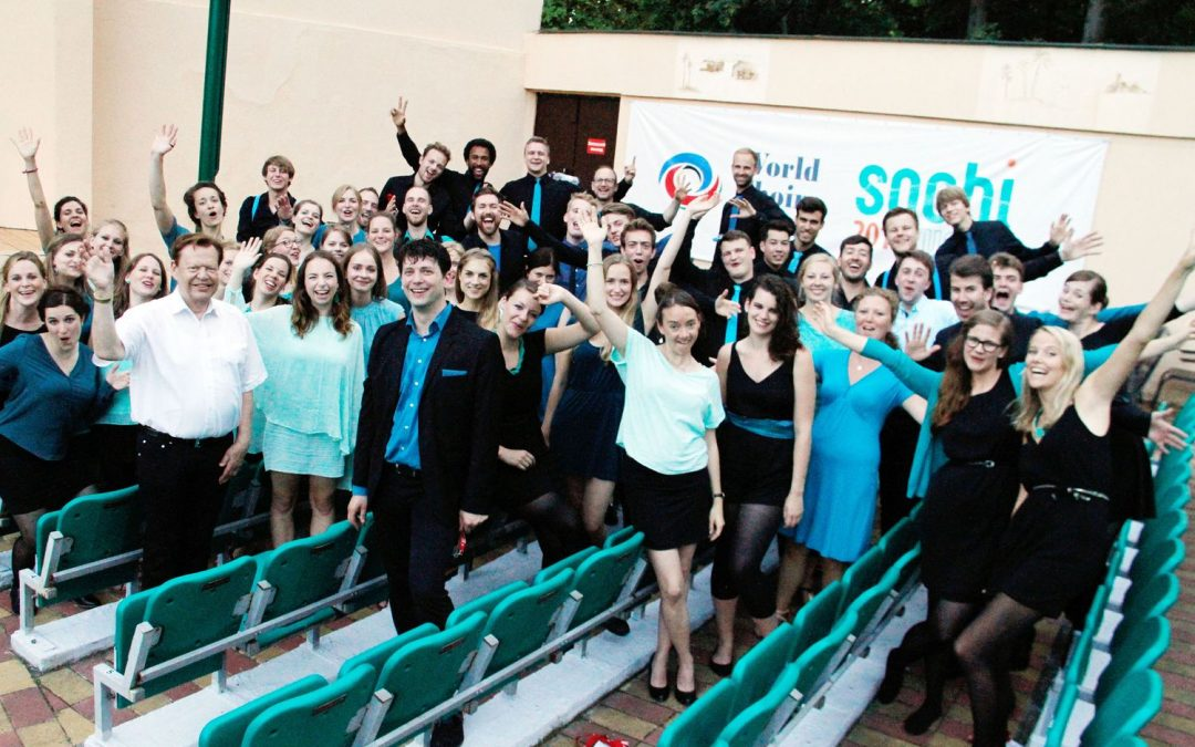 Meet & Greet bei den World Choir Games