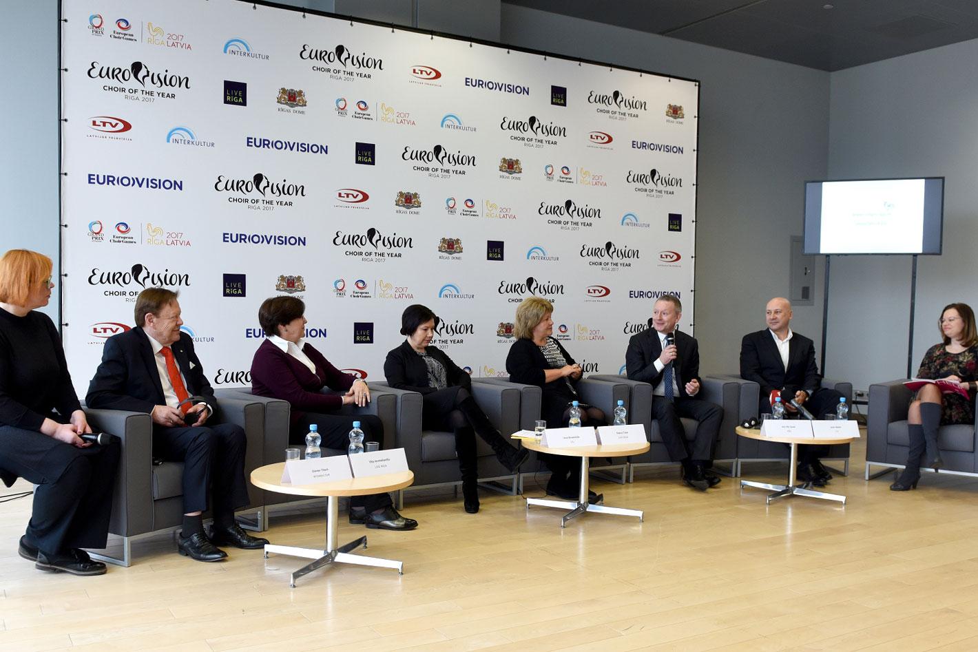 EBU Press Conference