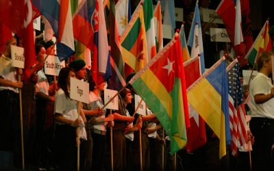 The World Choir Games 2022+ will go on