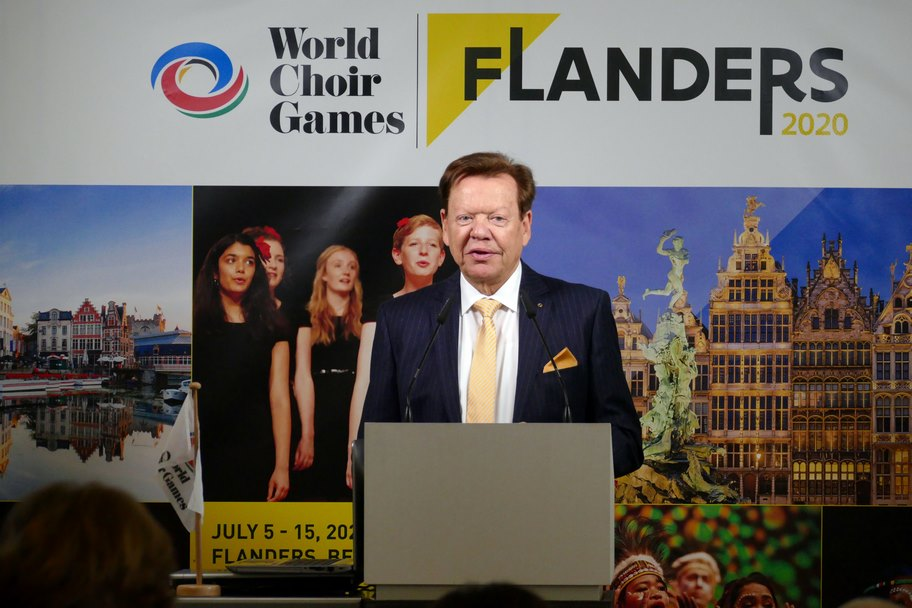 Flanders 2020: The most inclusive World Choir Games
