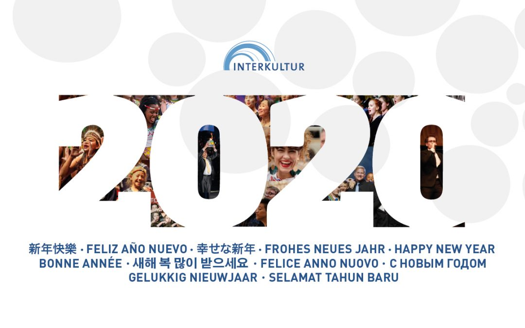 2020 – new year, new destinations, new events