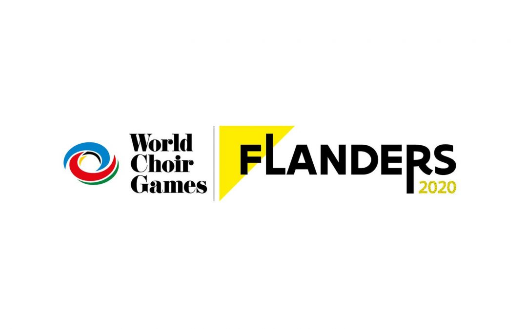 World Choir Games 2020 Logo