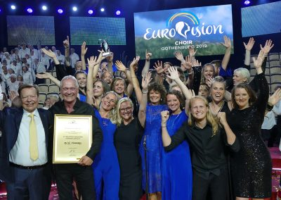 Eurovision Choir Award Ceremony © Studi43